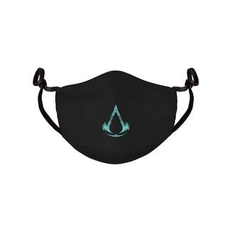 Mascarilla Logo Assassin's Creed Valhalla máscara de tela