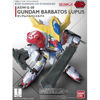 Model Kit Barbatos Lupus Gundam: SD EX-Standard 014