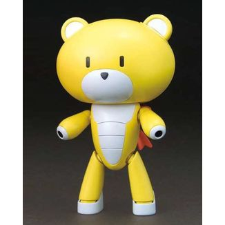 Model Kit Beargguy Winning Yellow 1/144 HG Gundam Build Fighters Try