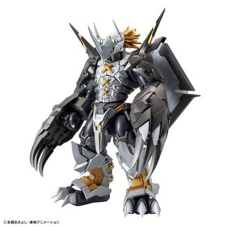 Model Kit Black WarGreymon Digimon Adventure Figure Rise Amplified