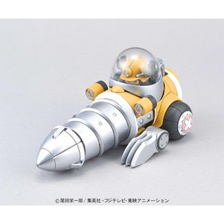 Model Kit Chopper Drill Chopper Robo 4 One Piece