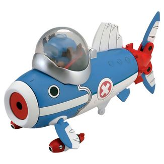 Chopper Submarine Model Kit Chopper Robo 3 One Piece