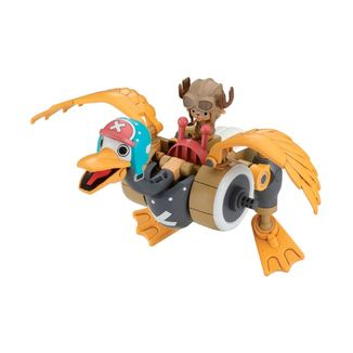 Chopper Wing Model Kit Chopper Robo 2 One Piece