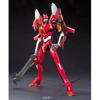 EVA-02 New Movie HA Version Model Kit Neon Genesis Evangelion