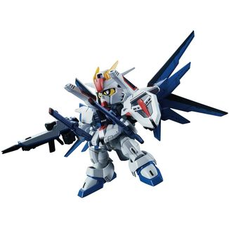 Model Kit Freedom Gundam Model Kit SD Gundam Cross Silhouette