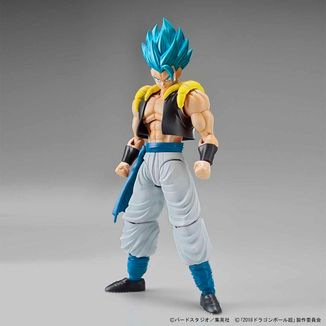 Model Kit Gogeta SSGSS Dragon Ball Super Figure Rise