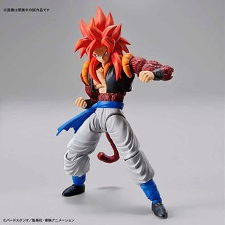 Gogeta SSJ4 Dragon Ball GT Model Kit Figure Rise Standard