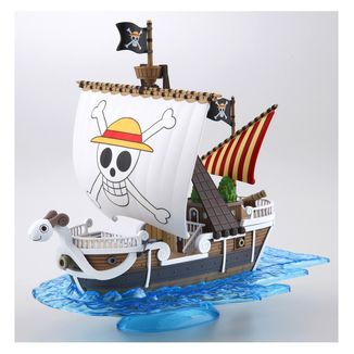 Going Merry One Piece Model Kit Grand Ship Collection