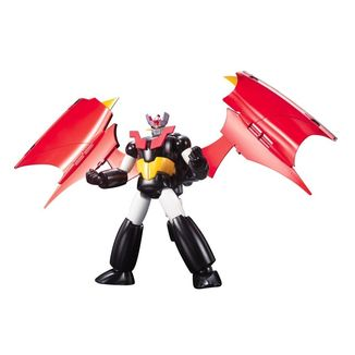 Model Kit Mazinger Z God Scrander Mechanic Collection Serie Mazinger Z