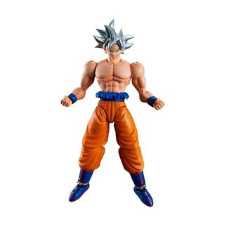 Model Kit Son Goku Ultra Instinct Dragon Ball Super Figure Rise