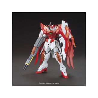Wing Gundam Zero Honoo Model Kit 1/144 HGBF Gundam
