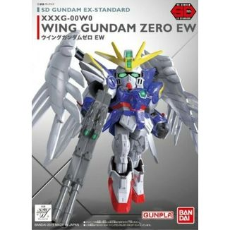 Wing Gundam Zero SD EX-Standard 004 Model Kit Gundam