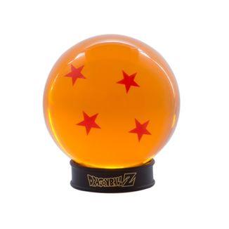 Réplica Bola de Dragón 4 Estrellas con base Dragon Ball