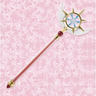 Replica Dream Wand Card Captor Sakura Clear Card
