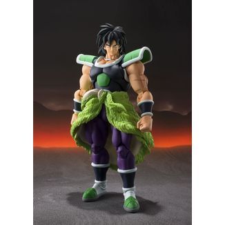S.H. Figuarts Broly Dragon Ball Super