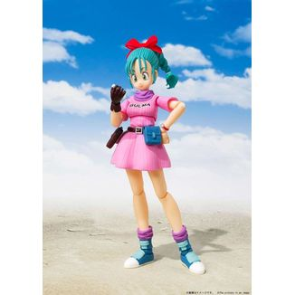S.H. Figuarts Bulma Dragon Ball