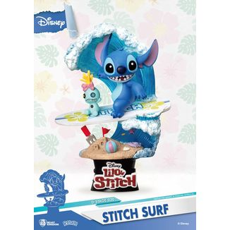 Stitch Summer Lilo & Stitch Disney D-Stage