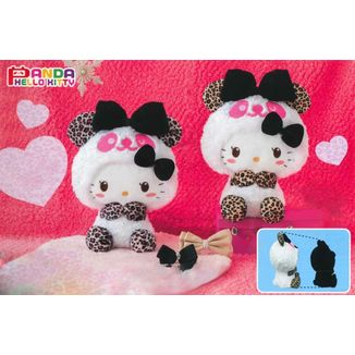Plush Doll Hello Kitty Panda