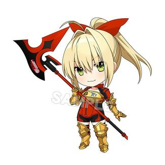 Nendoroid 1179 Nero Cladius Racing Good Smile Racing & Type Moon Racing