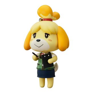 Nendoroid 327 Canela Shizue Isabelle Animal Crossing New Leaf