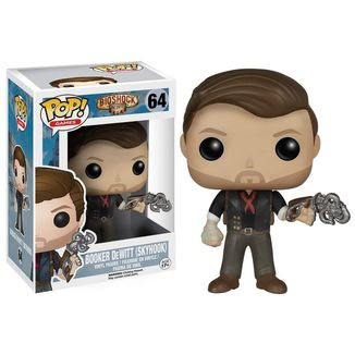 Booker DeWitt (Skyhook) Funko Bioshock Infinite PoP!
