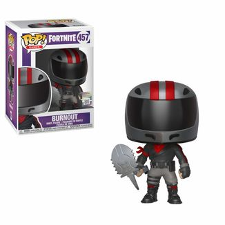 Funko Burnout Fortnite PoP!