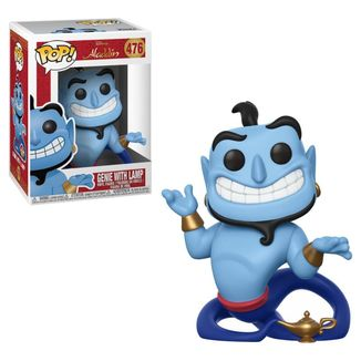 Funko Genie with Lamp Aladdin PoP!