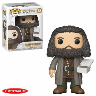 Hagrid with Cake Harry Potter Funko PoP!