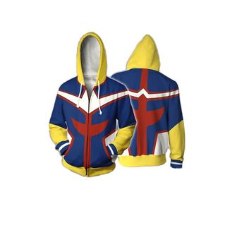 Chaqueta All Might #03 My Hero Academia