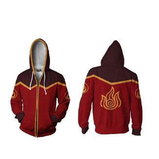 Chaqueta Avatar Fire Nation