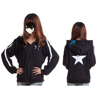 Chaqueta Black Rock Shooter #01