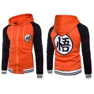 Chaqueta Goku #03 Dragon Ball Z