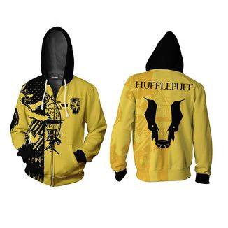 Chaqueta Hufflepuff Harry Potter