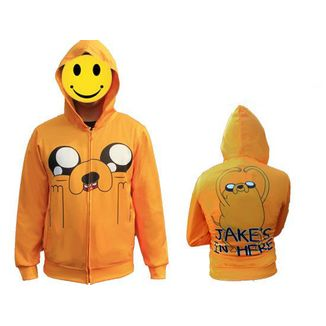 Jake #02 Hoodie Adventure Time