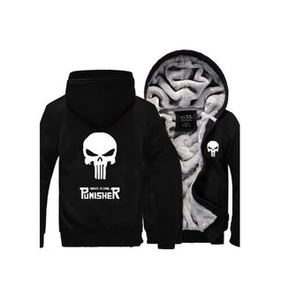 Chaqueta Punisher Marvel Comics