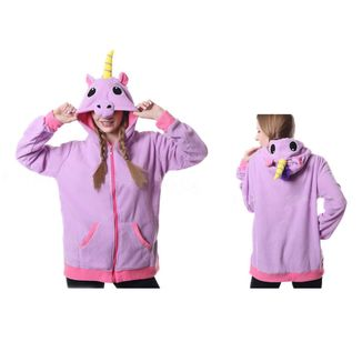 Chaqueta Purple Unicorn