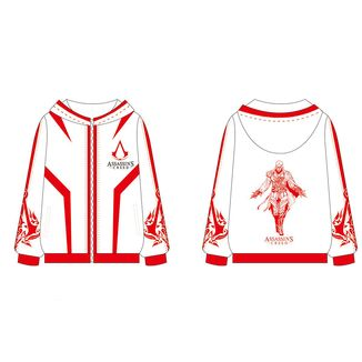 Chaqueta Red Assassin's Creed