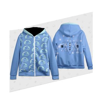 Rimuru #02 Hoodie That Time I Got Reincarnated as a Slime