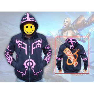 Chaqueta Ryze League of Legends