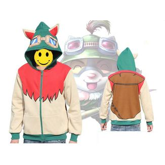 Chaqueta Teemo League of Legends