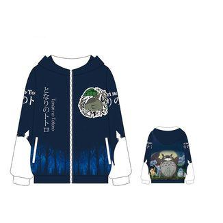 Chaqueta Totoro #02 Ghibli