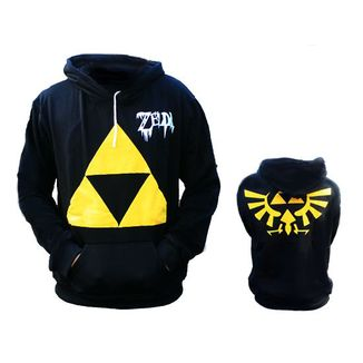 Chaqueta Trifuerza The Legend of Zelda