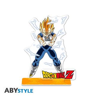 Figure Majin Vegeta  SSJ Dragon Ball Z Acrylic