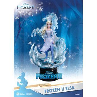 Figura Elsa Frozen 2 Disney D-Stage