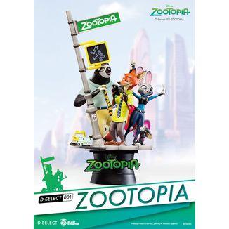 Figura Zootrópolis Disney D-Select