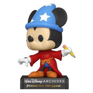 Funko Sorcerer Mickey Mouse Disney Archives POP! 799