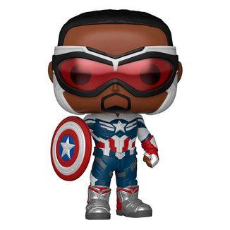 Captain Falcon Funko The Falcon and The Winter Soldier POP! 814