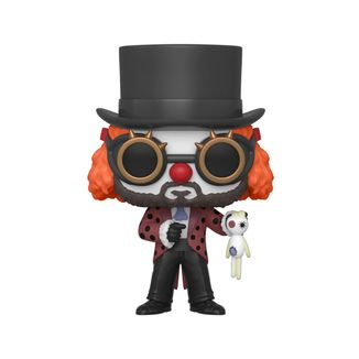 Professor O Clown Funko Money Heist POP