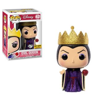 Evil Queen Diamond Glitter Funko Snow White Disney POP