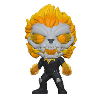 Ghost Panther Funko Marvel Infinity Warps POP! 860